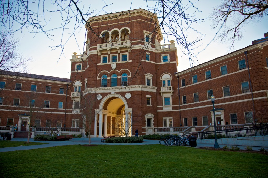 Weatherford Hall at Oregon State University