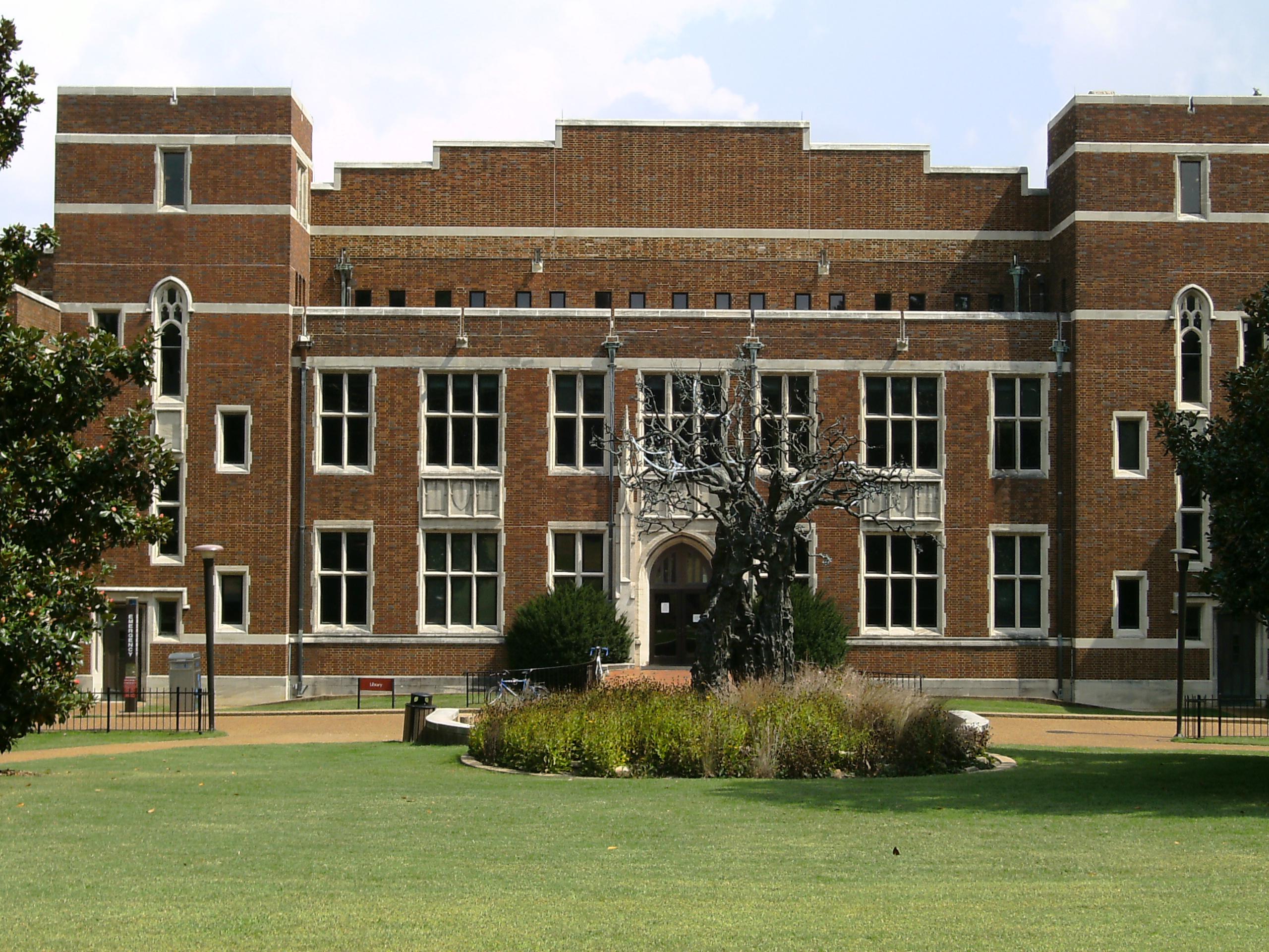 Library  Vanderbilt University
