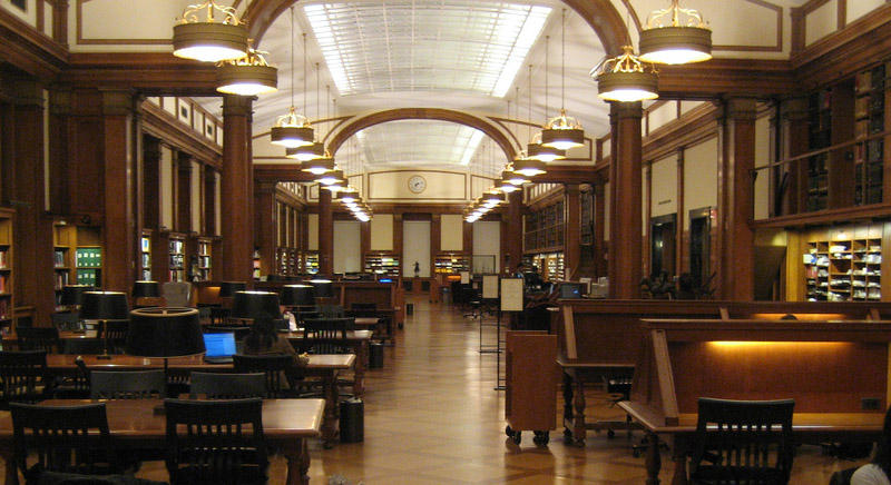 30 Most Impressive University Business School Libraries