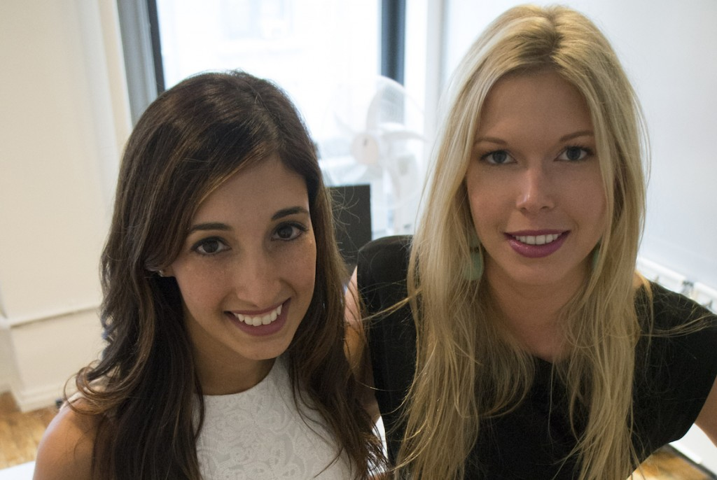 10, 9 - Katina and Liz